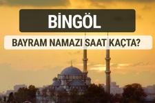 Bingöl bayram namazı saat kaçta 2017 ezan vakti