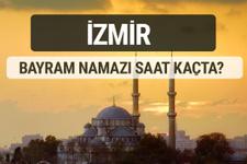 İzmir bayram namazı saat kaçta 2017 ezan vakti