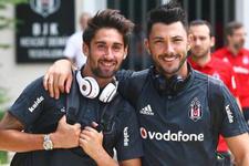 Beşiktaş'ın Samsun yolculuğu başladı