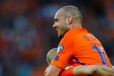 Wesley Sneijder'in yeni takımı açıklandı