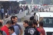 Özel harekat polisi Veliefendi Hipodromu'nu kapattı