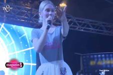 Aleyna Tilki konserine gelen hayranını kovdu rezil etti