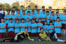 Cizre'de futbolun genç yetenekleri aranıyor