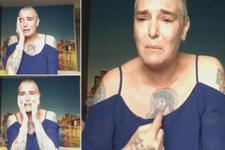 Ünlü şarkıcı öyle bir video çekti ki hayranları şoke oldu