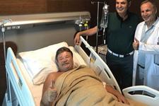 Nuri Alço ameliyat oldu son durum ne ilk görüntüler geldi