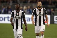 Asamoah Juventus'a rest çekti! Bırakın gideyim