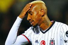 Beşiktaş'a FİFA'dan Talisca müjdesi
