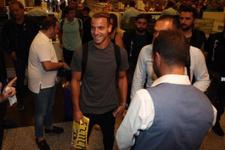 Fenerbahçe'nin yeni transferi Roberto Soldado geldi