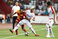 Antalyaspor-Galatasaray maçı golleri ve geniş özeti