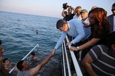 Yılın fark yaratanı 'Engelsiz Plaj'la Türel oldu