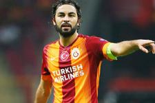 Galatasaray taraftardan Selçuk İnan'a tepki!