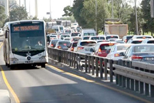 Metrobüsler için yeni düzenleme sona gelindi