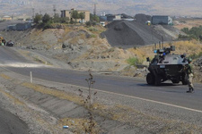 Tahrip gücü yüksek bomba tespit edildi son dakika yol kapatıldı!