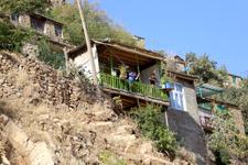 İran'ın efsanevi dağ köylerinden Uraman