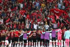 İzlanda maçı biletleri 1 saatte satıldı