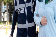 Sivas'ta FETÖ/PDY operasyonu bir kadın tutuklandı