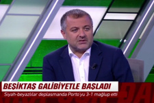 Mehmet Demirkol'dan Porto-Beşiktaş maçı yorumu