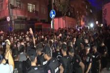 İstanbul'da gece saatinde ortalık birden karıştı bıçaklarla saldırdılar