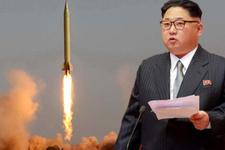 Kore füze attı! Bir başka ülkeden de füzeler ateşlendi