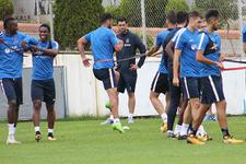 Trabzonspor taktik çalıştı