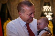 Erdoğan o çocuğun kim olduğunu canlı yayında açıkladı