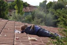 Elektrik arızasını gidermek için çatıya çıktı feci şekilde can verdi