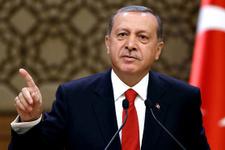Erdoğan: Alınlarına kara bir leke bulaştırmışlardır
