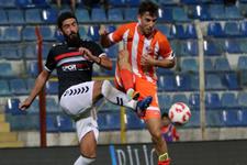 Adanaspor sahasında 3 puanı kaptı