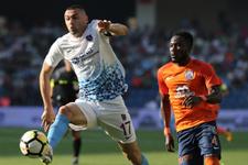 Başakşehir-Trabzonspor maçı golleri ve geniş özeti