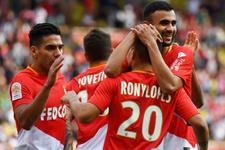 Monaco Strasbourg'u 3 golle geçti