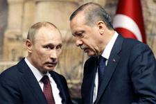 Araplar Erdoğan ve Putin'i manşete taşıdı