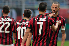 Milan'ı Nikola Kalinic sırtladı
