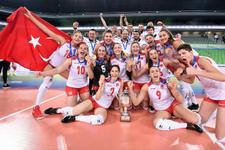 Filenin Genç Sultanları dünya şampiyonu