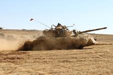 Habur Sınır Kapısı'nda askeri tatbikat