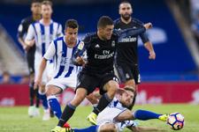 Real Madrid rekorla Sociedad'ı devirdi