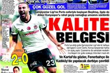 Günün spor gazete manşetleri! 19 Eylül 2017