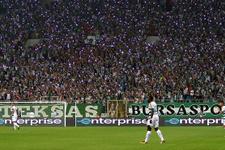 Bursaspor rekor için Galatasaray'ı bekliyor