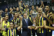 Şampiyonlar Kupası Fenerbahçe'nin