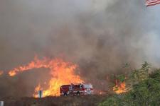 California'da orman yangınları nedeniyle olağanüstü hal ilan edildi