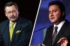 Bomba Melih Gökçek ve Ali Babacan iddiası