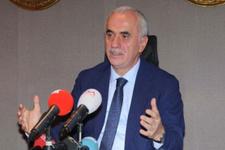 AK Parti'den Topbaş'ın istifası sonrası ilk yorum