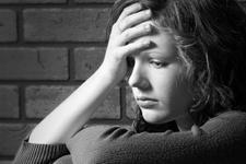 Her 4 kızdan biri depresyonda