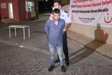 Adana'da hastanede hırsızlık girişimi
