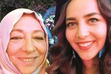 İstanbul'da katledilen gazeteci anne-kız toprağa verildi