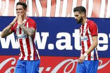 Atletico Madrid evinde Sevilla'yı devirdi