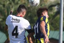 Beşiktaş deplasmanda Fenerbahçe'yi yendi
