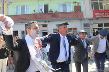 Muharrem İnce'nin oğlu köy düğünüyle evlendi renkli kareler