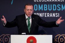 Erdoğan'dan referandum tepkisi: Bir gece ansızın gelebiliriz