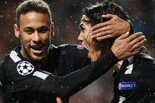 Cavani'den Neymar'ı çıldırtan sözler