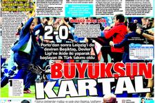 Günün spor gazete manşetleri! 27 Eylül 2017